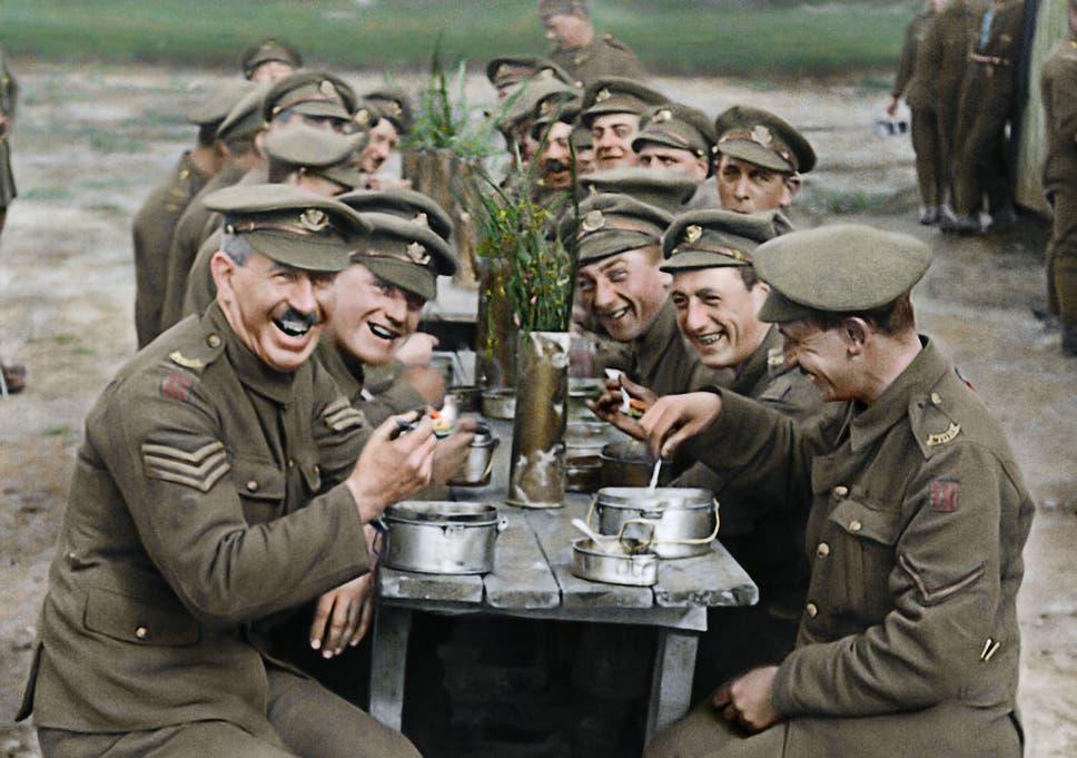 They Shall Not Grow Old review: Peter Jackson's astonishing WW1