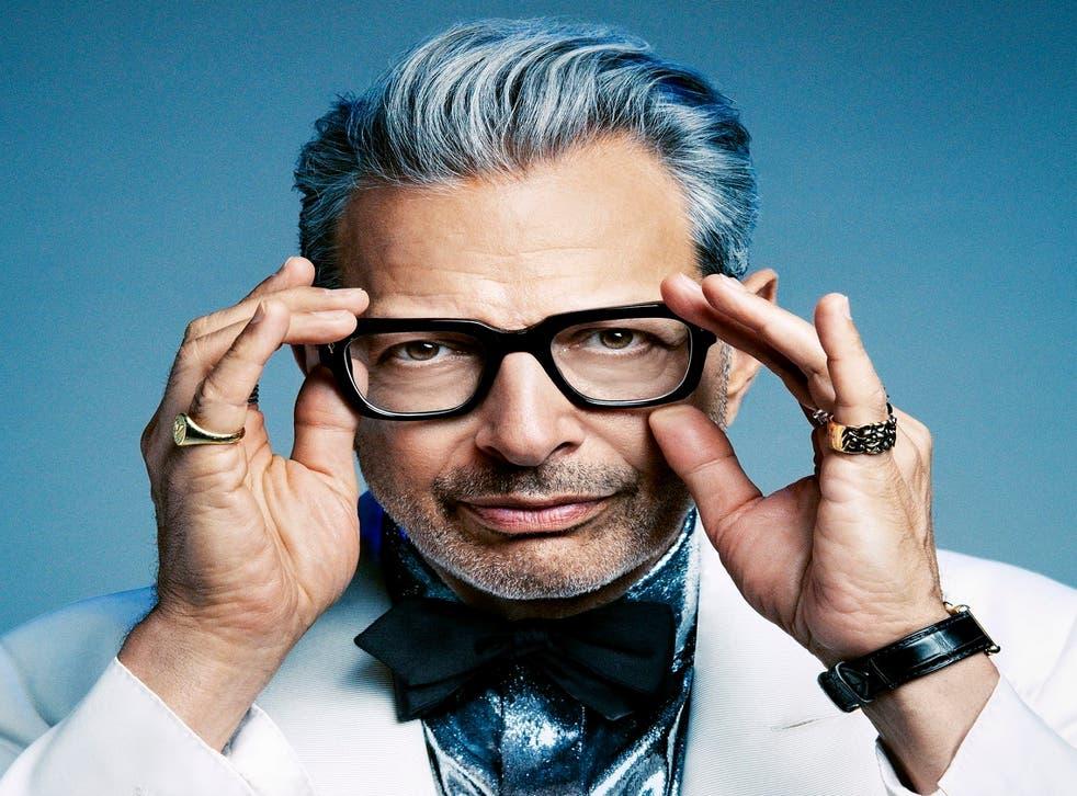 'Jeff Goldblum's album has a lot of spark'