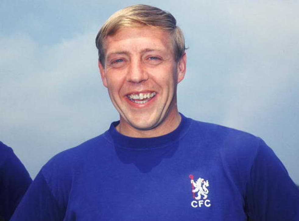 The east Londoner spent his entire playing career at Stamford Bridge