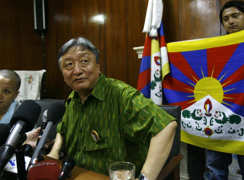 Gyari carried Tibet's message to the US State Department and congress, helping to secure almost $200m in congressional funding for the Tibetan people and their causes from 1991 to 2011