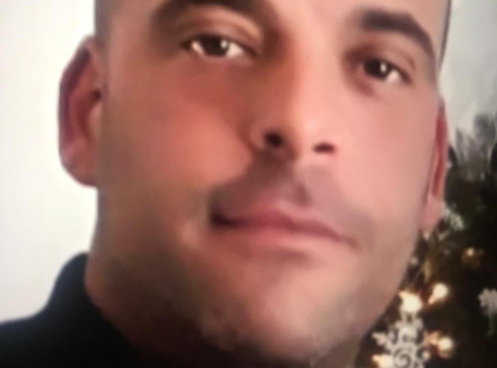 Rocky Djelal was killed in broad daylight by a masked killer.