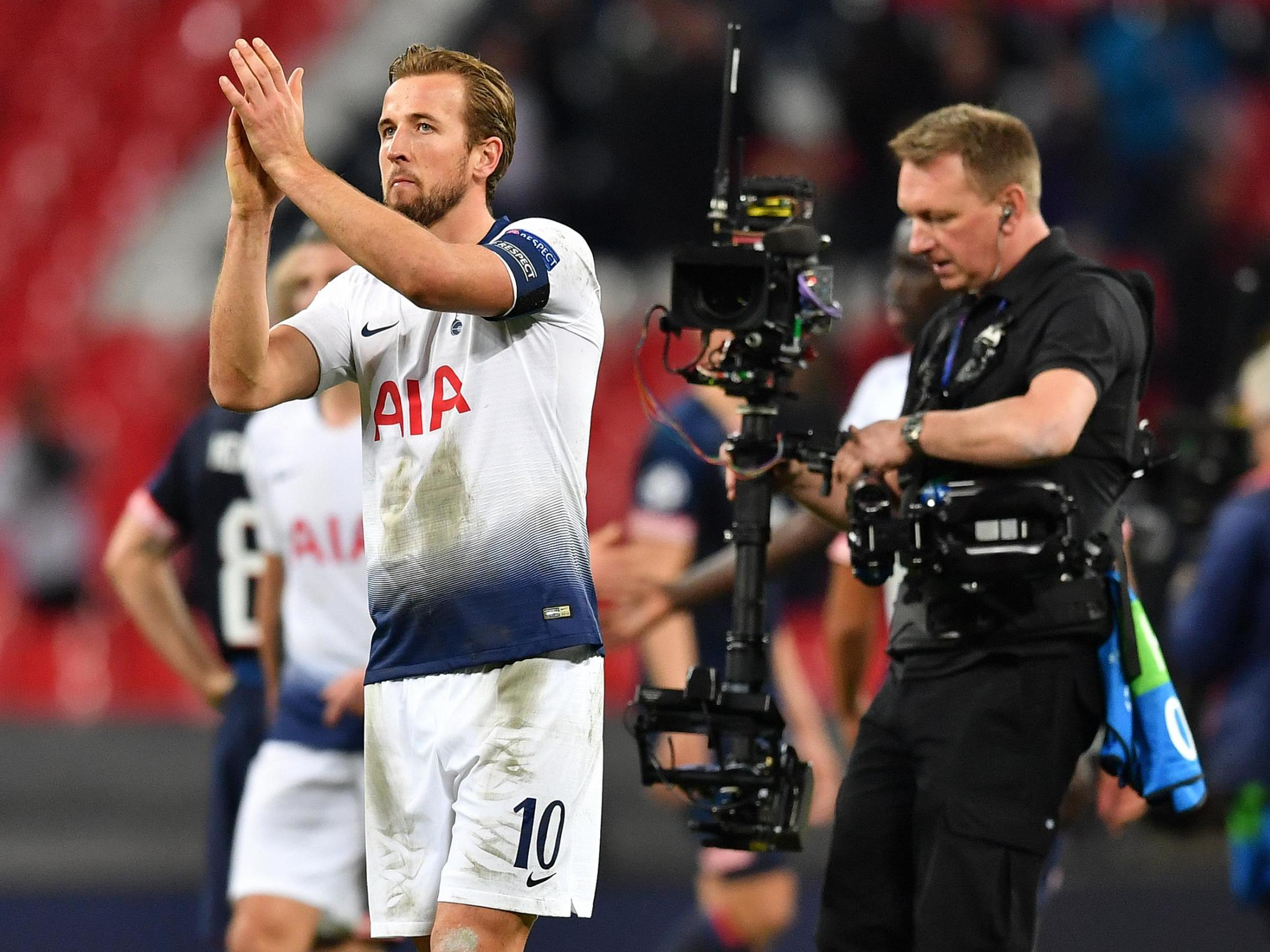 Harry Kane wants to be inspired by the European turnarounds of Liverpool and Chelsea