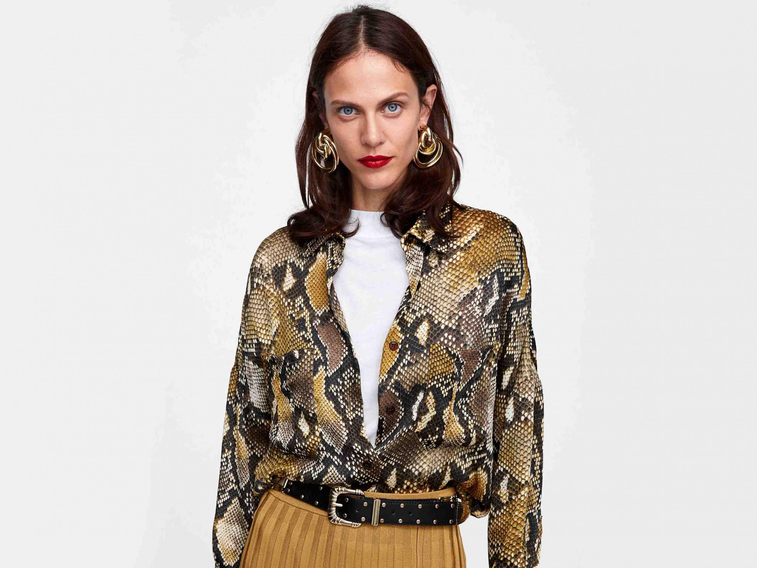 2a2611c617fe0 Snake print has taken over leopard as this season s must-have trend ...