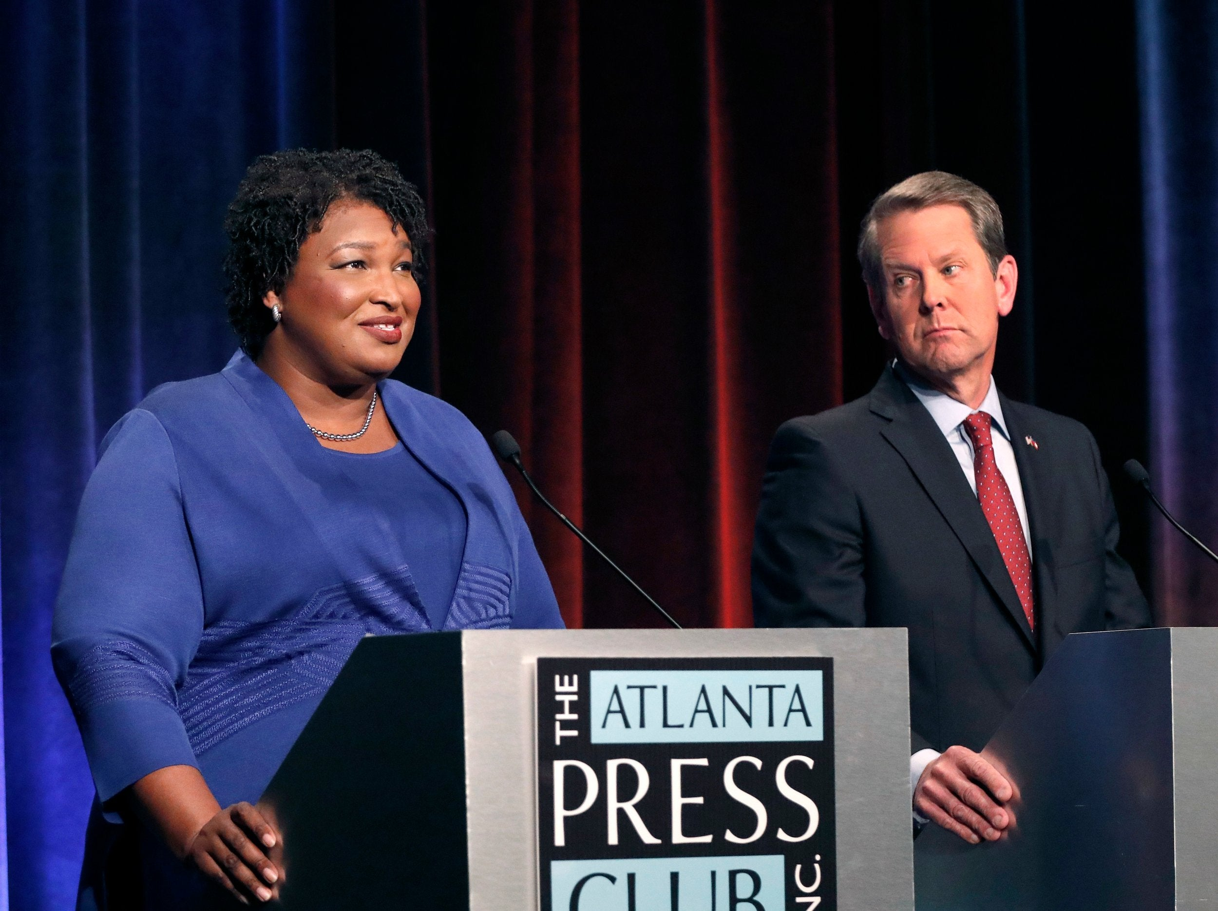 US midterms: Stacey Abrams acknowledges GOP victory in Georgia governor race ten days after election