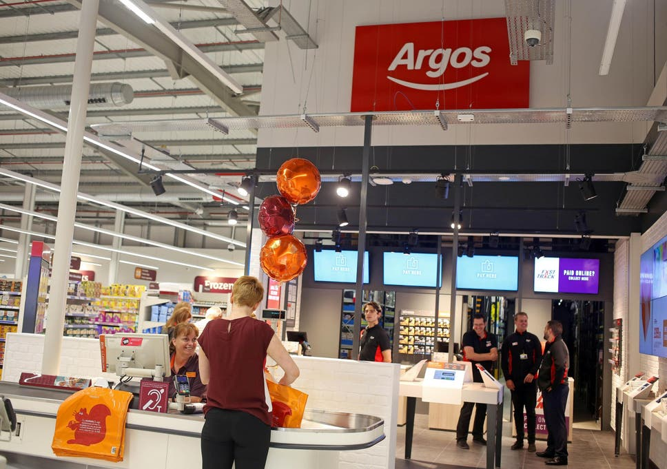 Sainsburys Wins With Argos Deal But Latest Results Raise