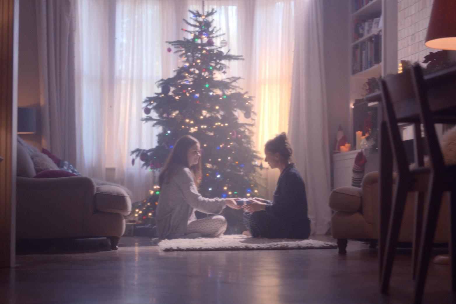 Boots christmas advert celebrates bond between mothers and daughters