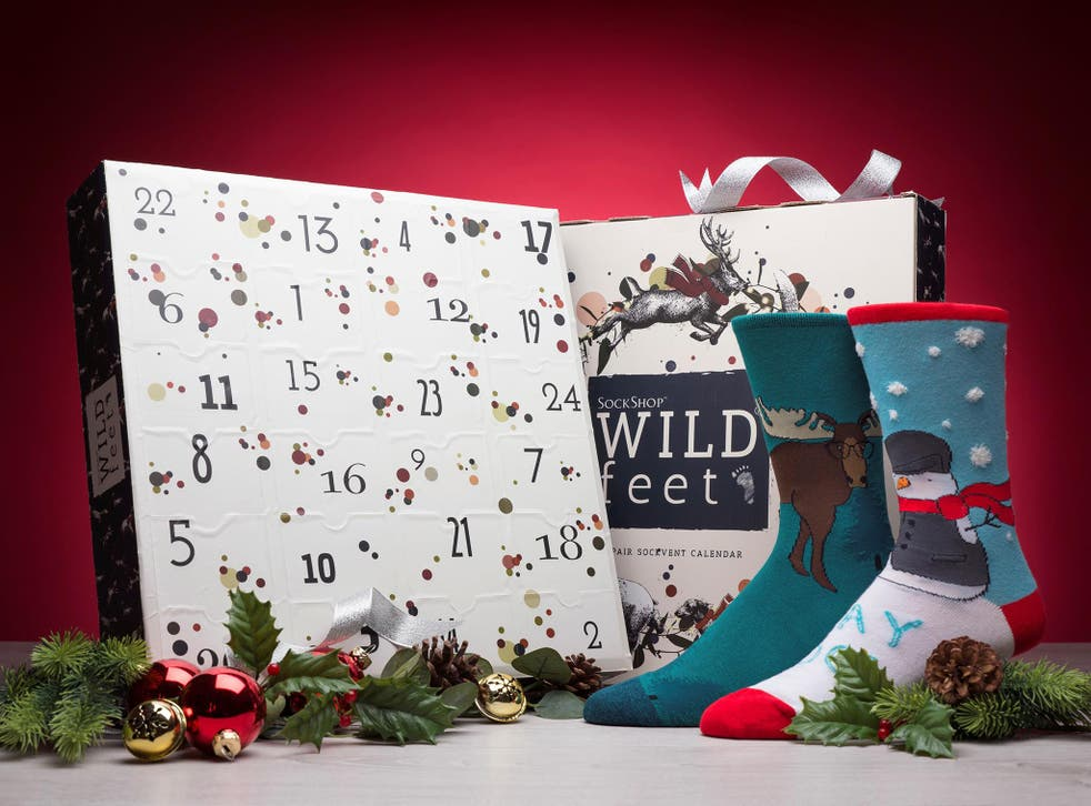 You can never have too many socks, especially at Christmas