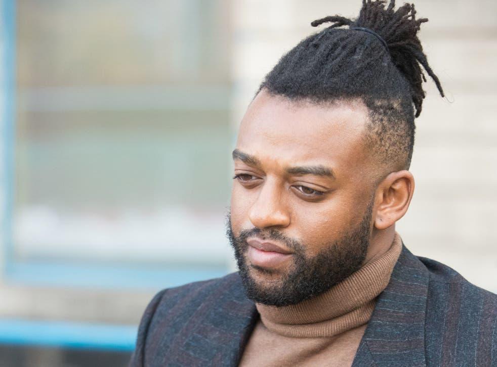 Former JLS pop star Oritse Williams denied a rape charge