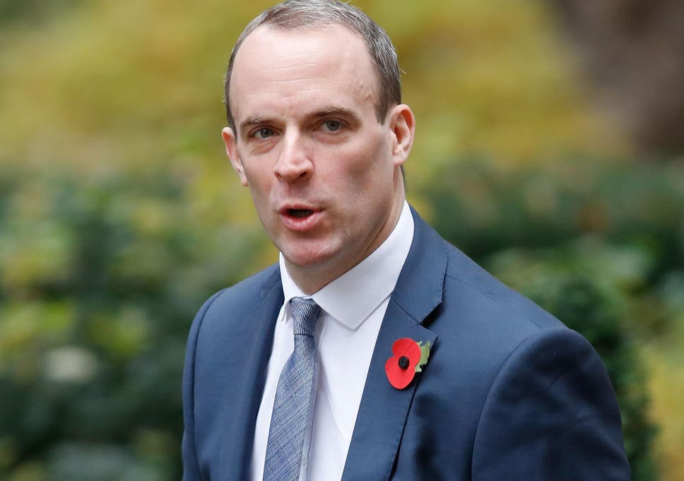 Dominic Raab: Who is the forme...