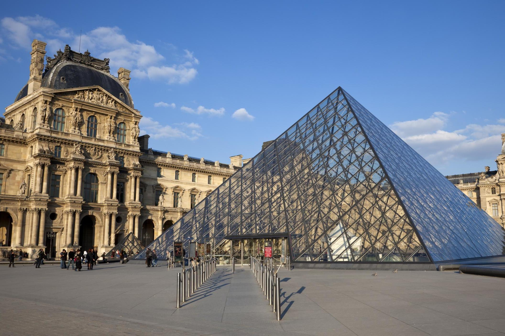 louvre latest news breaking stories and comment the independent