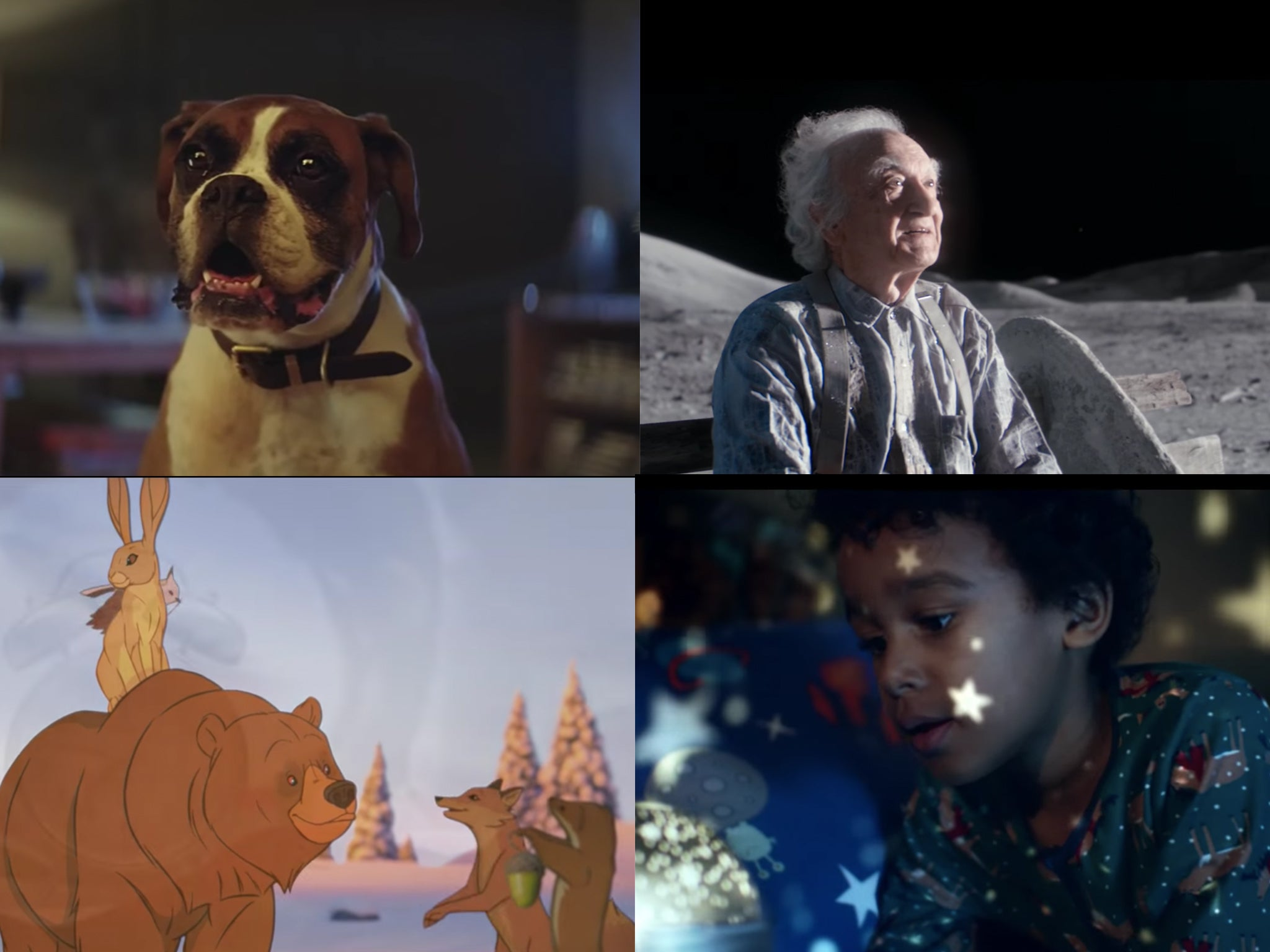 Image result for john lewis christmas adverts