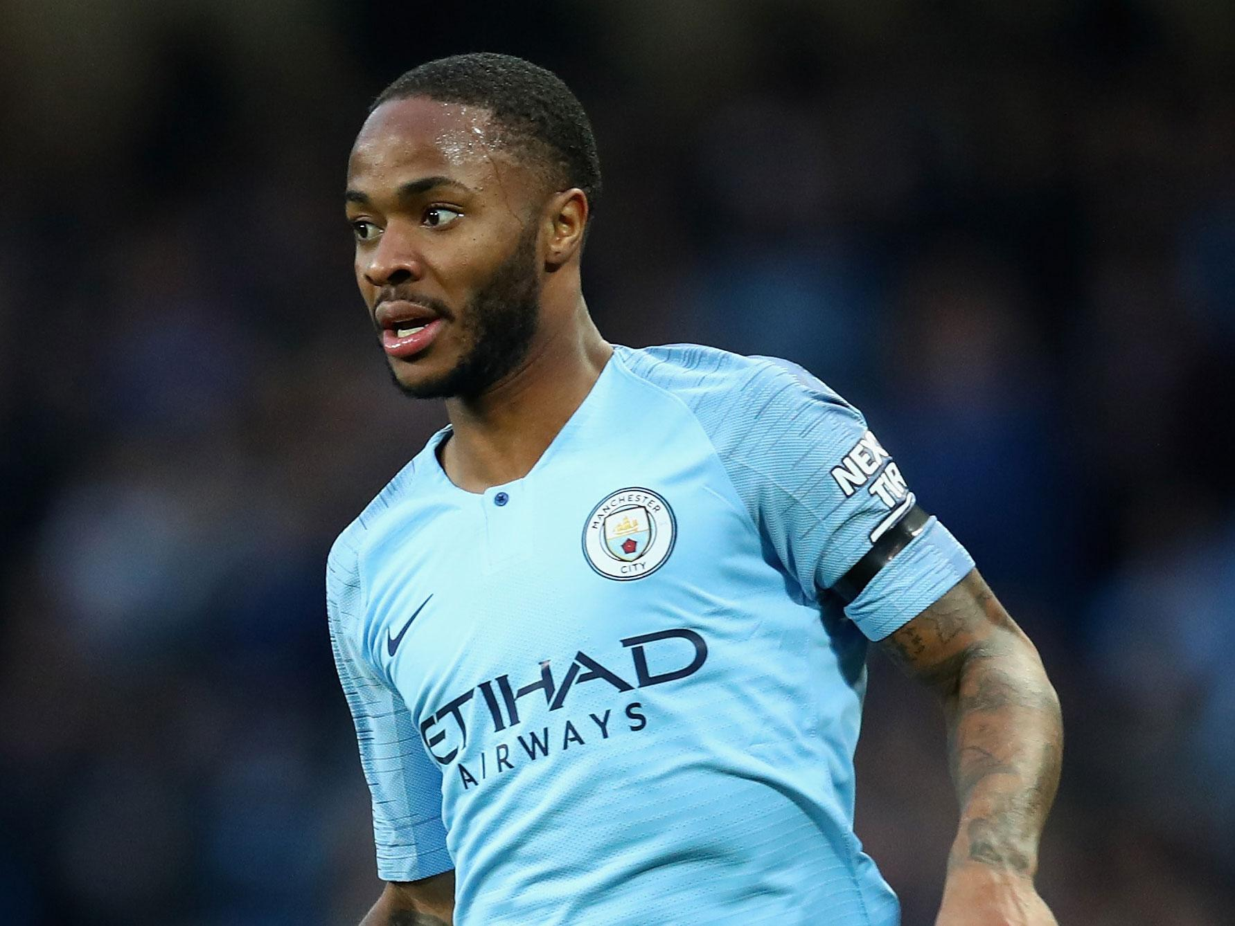 Raheem Sterling signs new Manchester City contract until 2023 worth  potential £300,000-a-week | The Independent