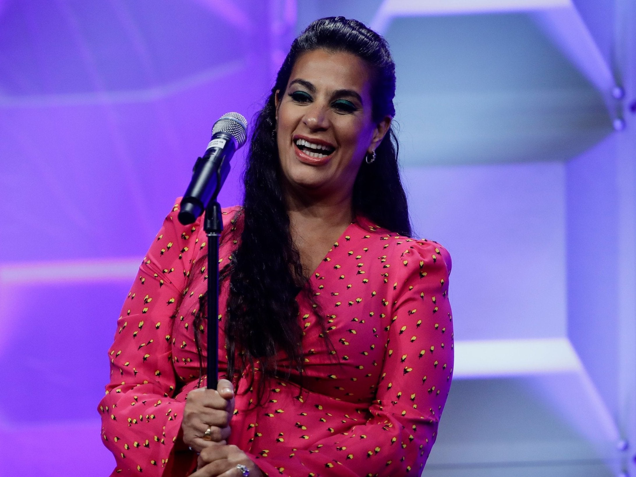 Maysoon Zayid interview: 'I wish to be the picture of the ...