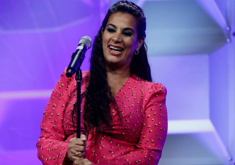 Maysoon Zayid interview: 'I want to be the image of the American you