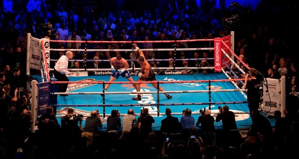 Bellew vs Usyk: Free streams of fight spreading on Facebook and Twitter pose hacking risk