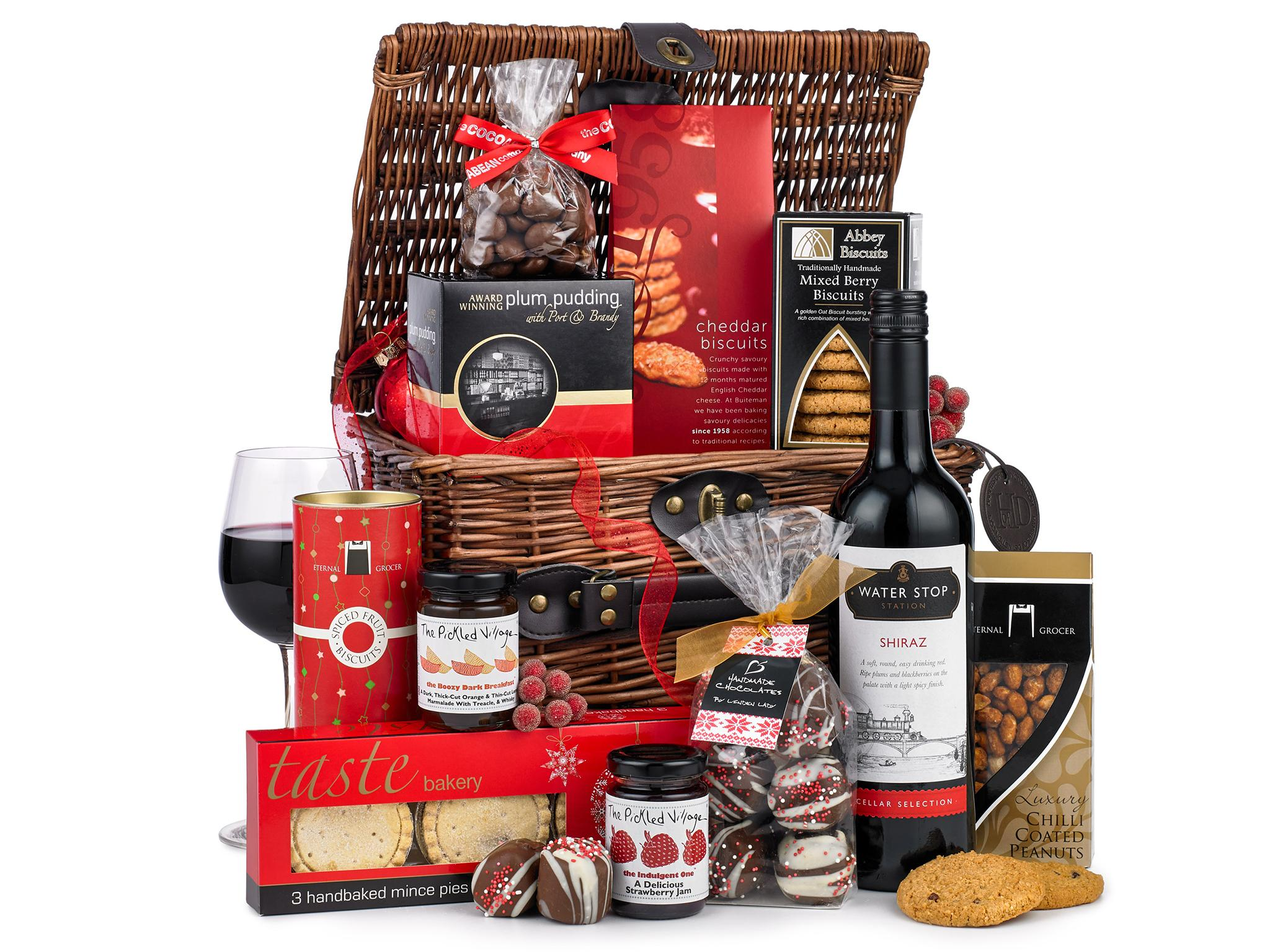 Christmas Hampers 2019.14 Best Christmas Hampers The Independent