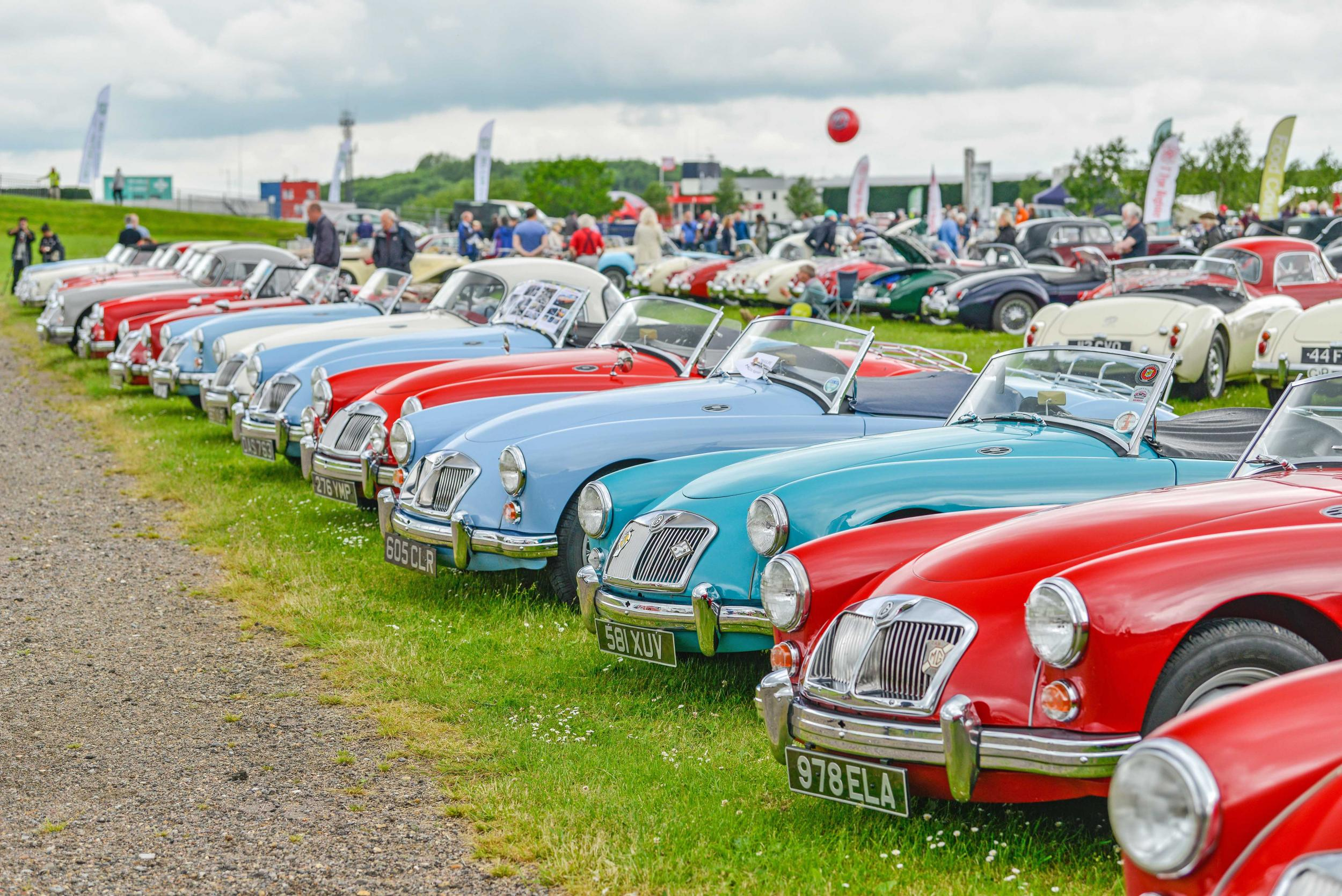 Mg Car Club Latest News Breaking Stories And Comment The