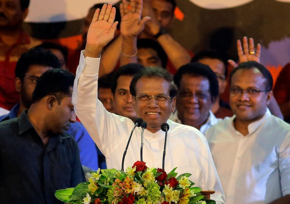 Sri Lanka president dissolves parliament and calls new elections