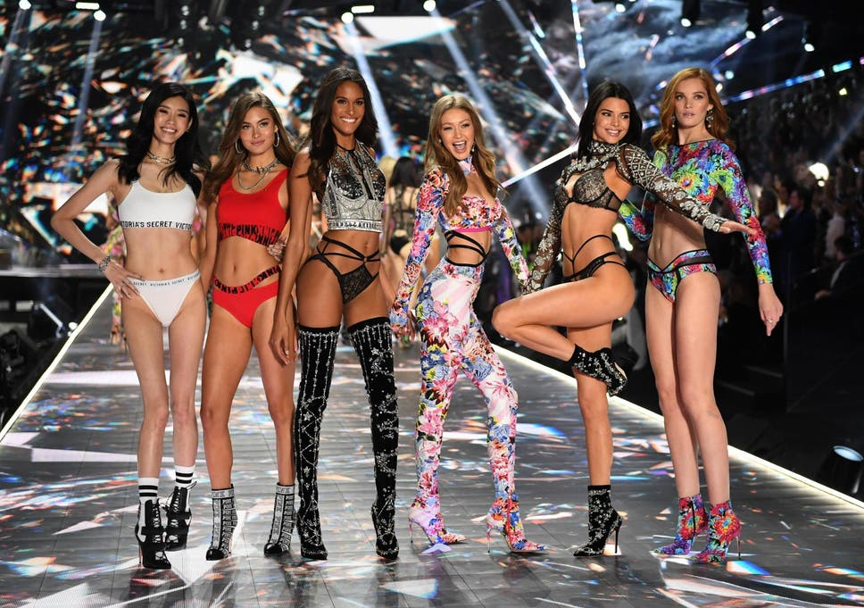 b05beb449a3 Victoria s Secret boss apologises for  insensitive  comment about why he  doesn t hire transgender models.