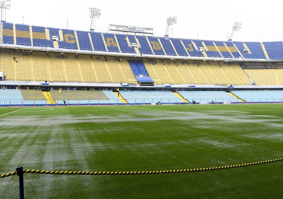 Boca Juniors vs River Plate  titanic Copa Liberadores final ... ac97e853c8f