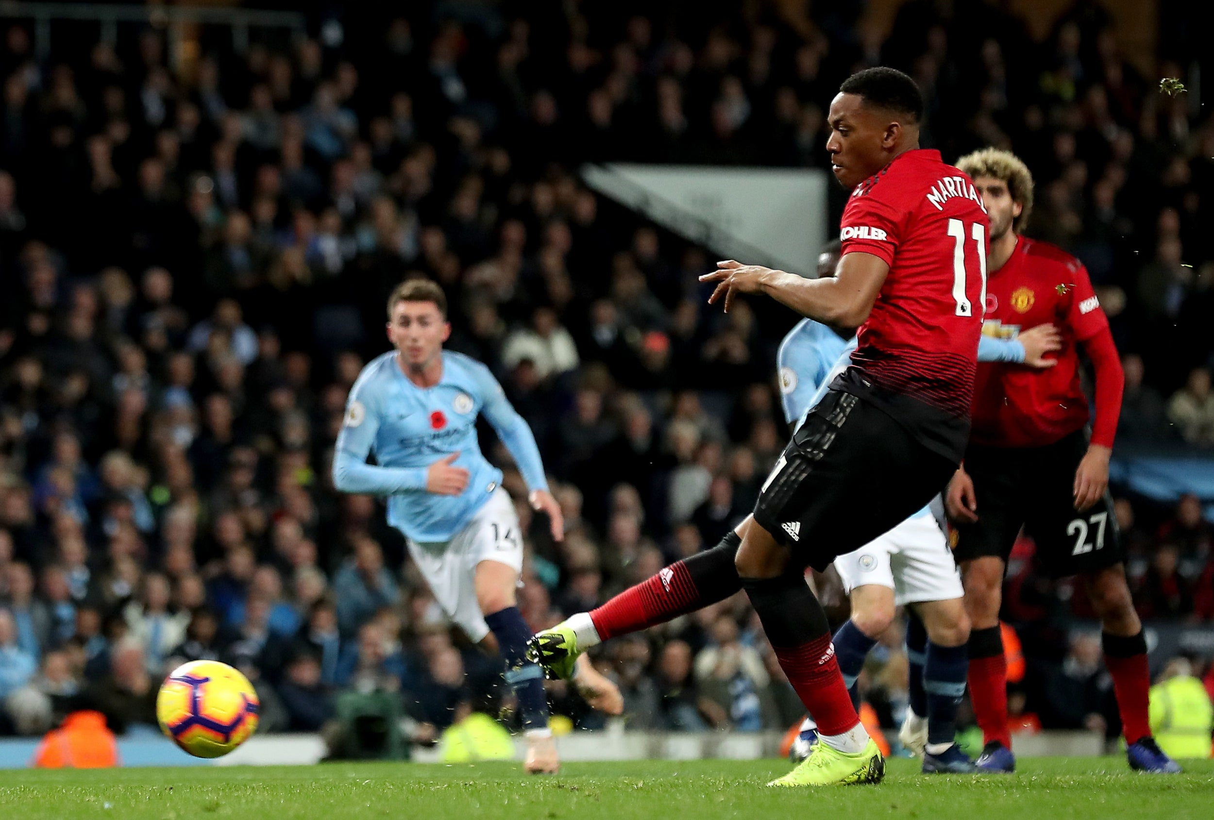 Anthony Martial follows Manchester United teammate Paul Pogba in withdrawing from France squad