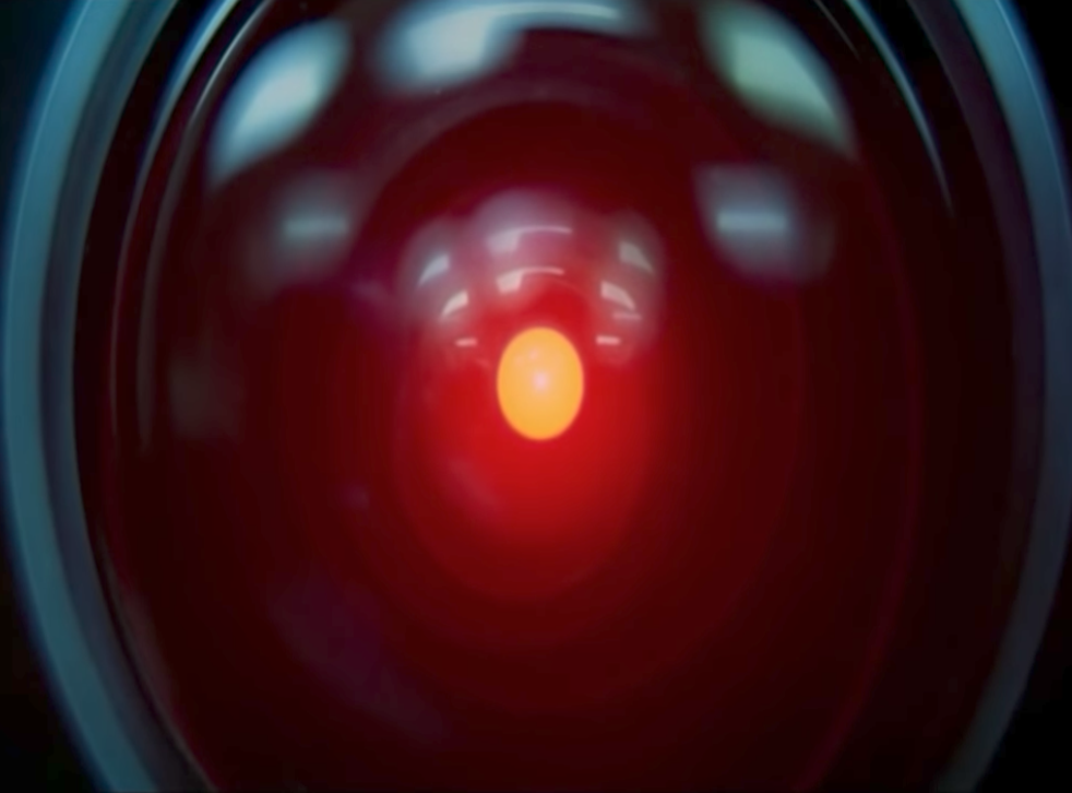 HAL, the soft-spoken robot that goes rogue in Stanley Kubrick's 2001: A Space Odyssey, was voiced by Douglas Rain