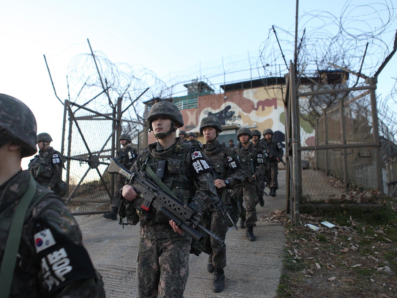 North Korea says US-South Korea military drills violate ...