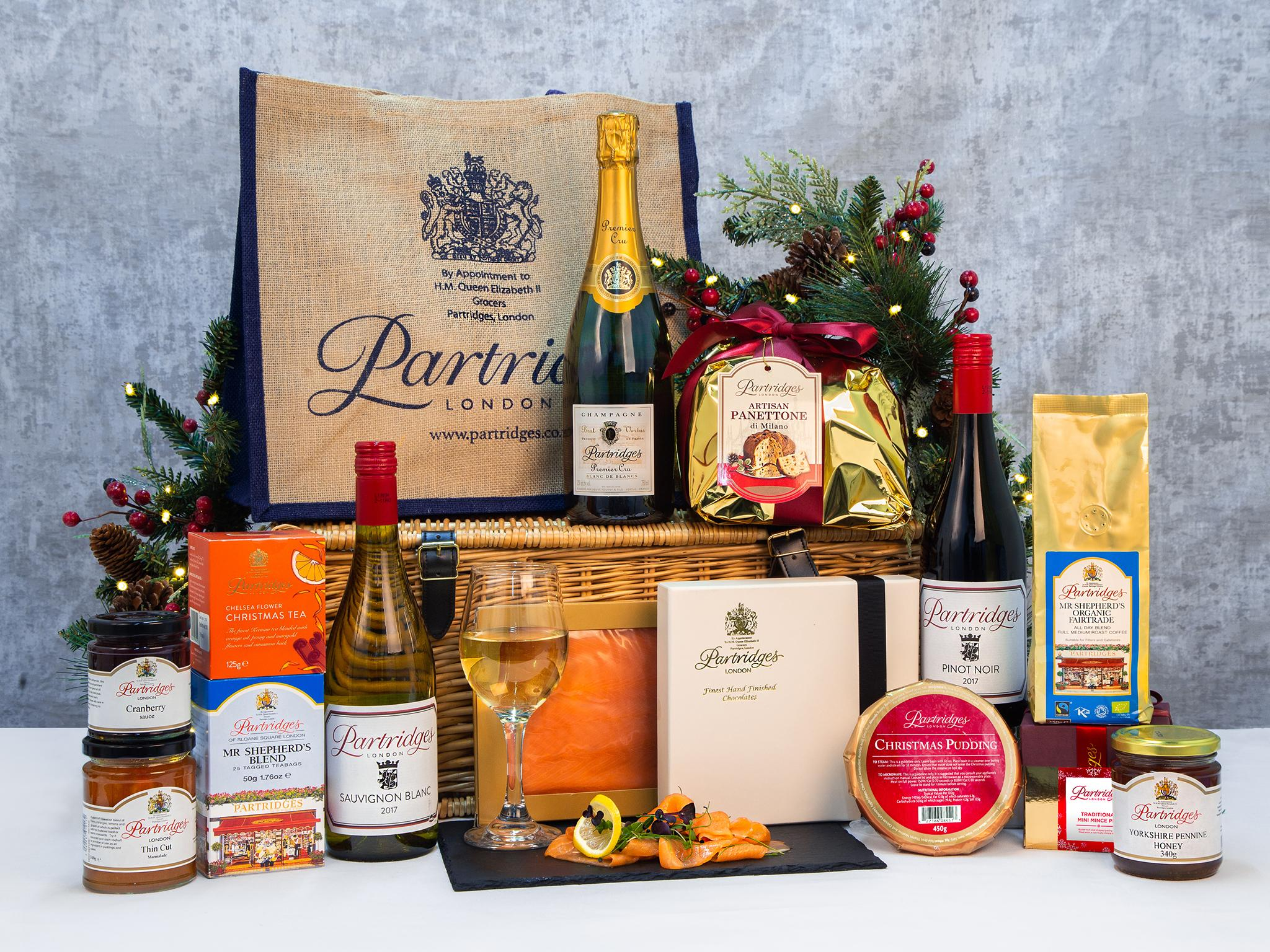 14 best Christmas hampers   The Independent