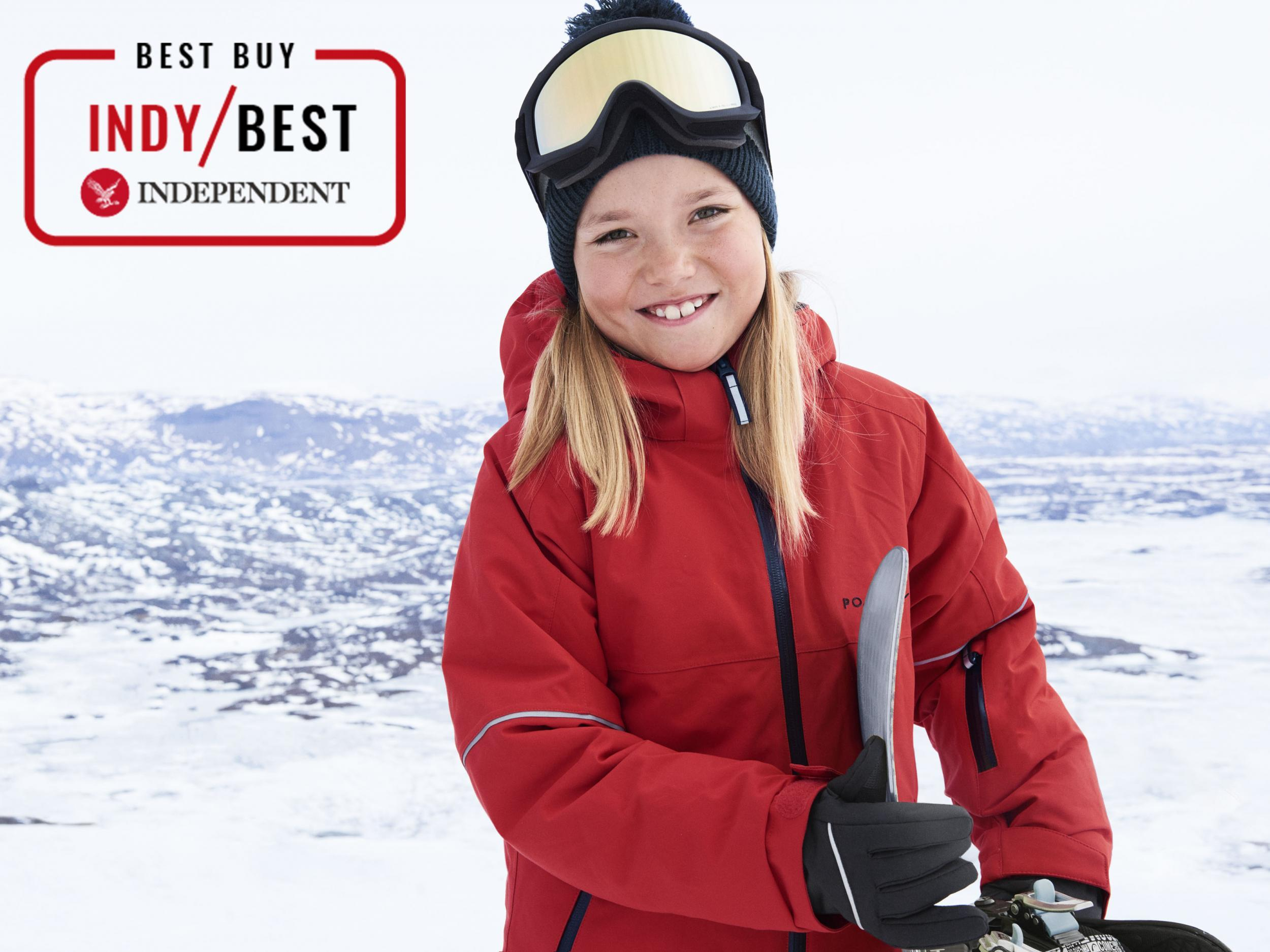 38903bb9c 11 best kids' ski jackets 2018-19 | The Independent