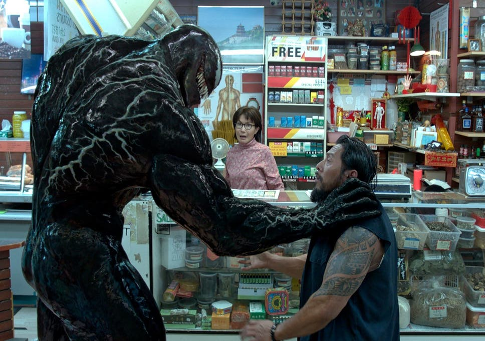 Tom Hardy S Venom Surpasses Wonder Woman At The International Box