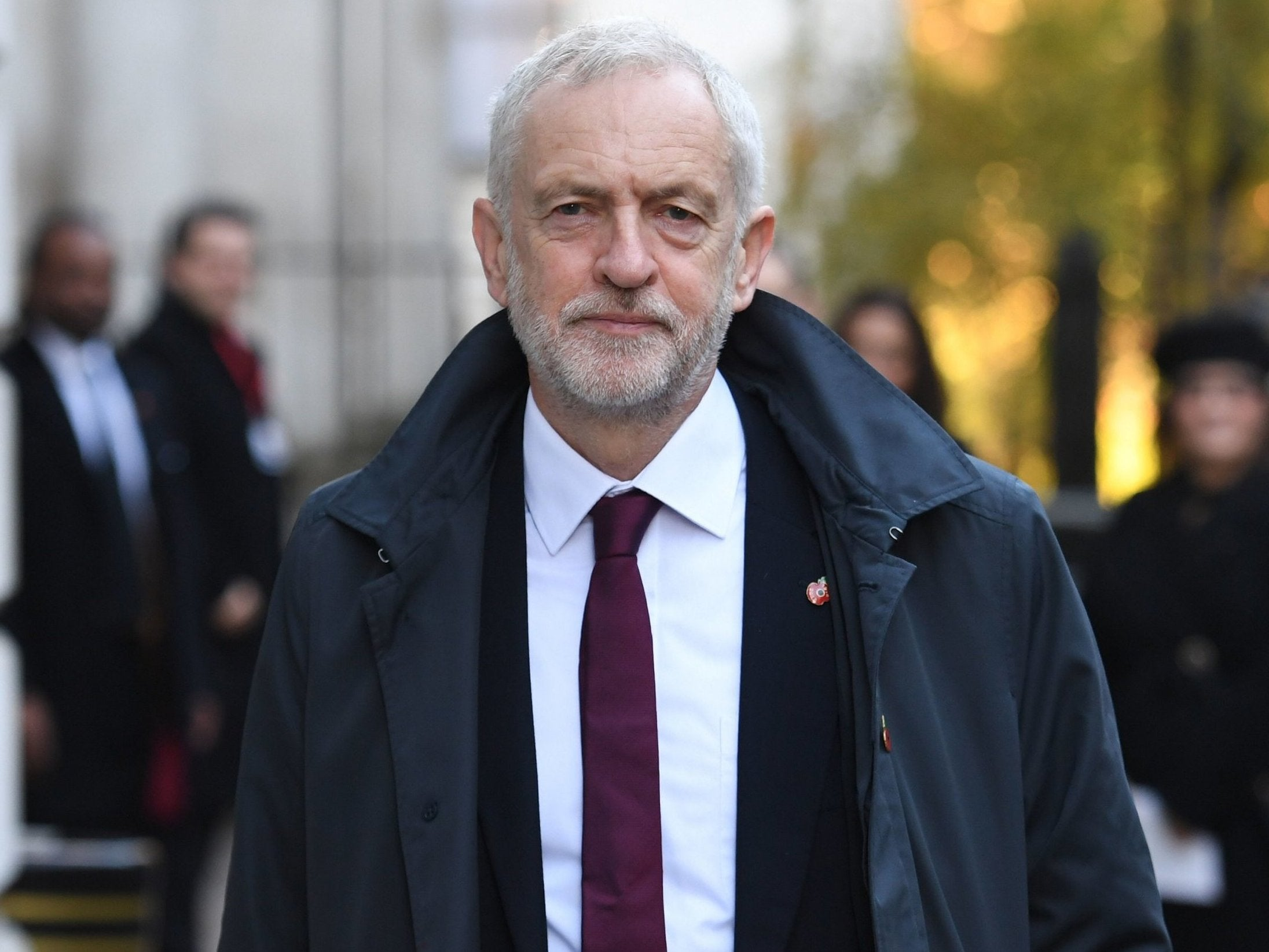 Brexit: Jeremy Corbyn says he does not know how he would vote in a new EU referendum