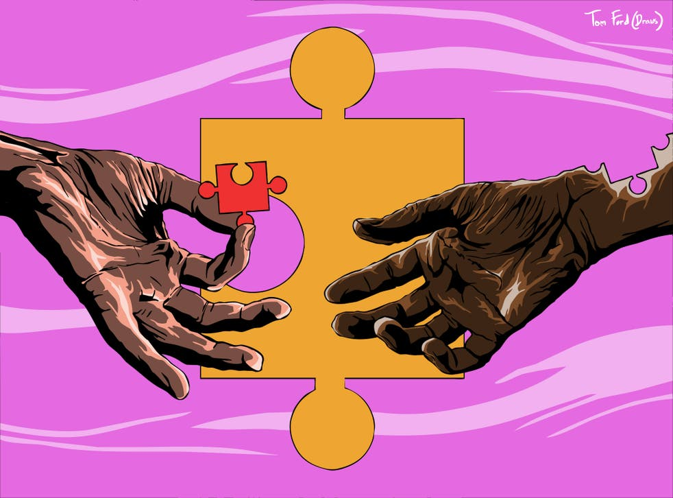 Family refusals are the biggest barrier to organ donation (Illustrations by Tom Ford)
