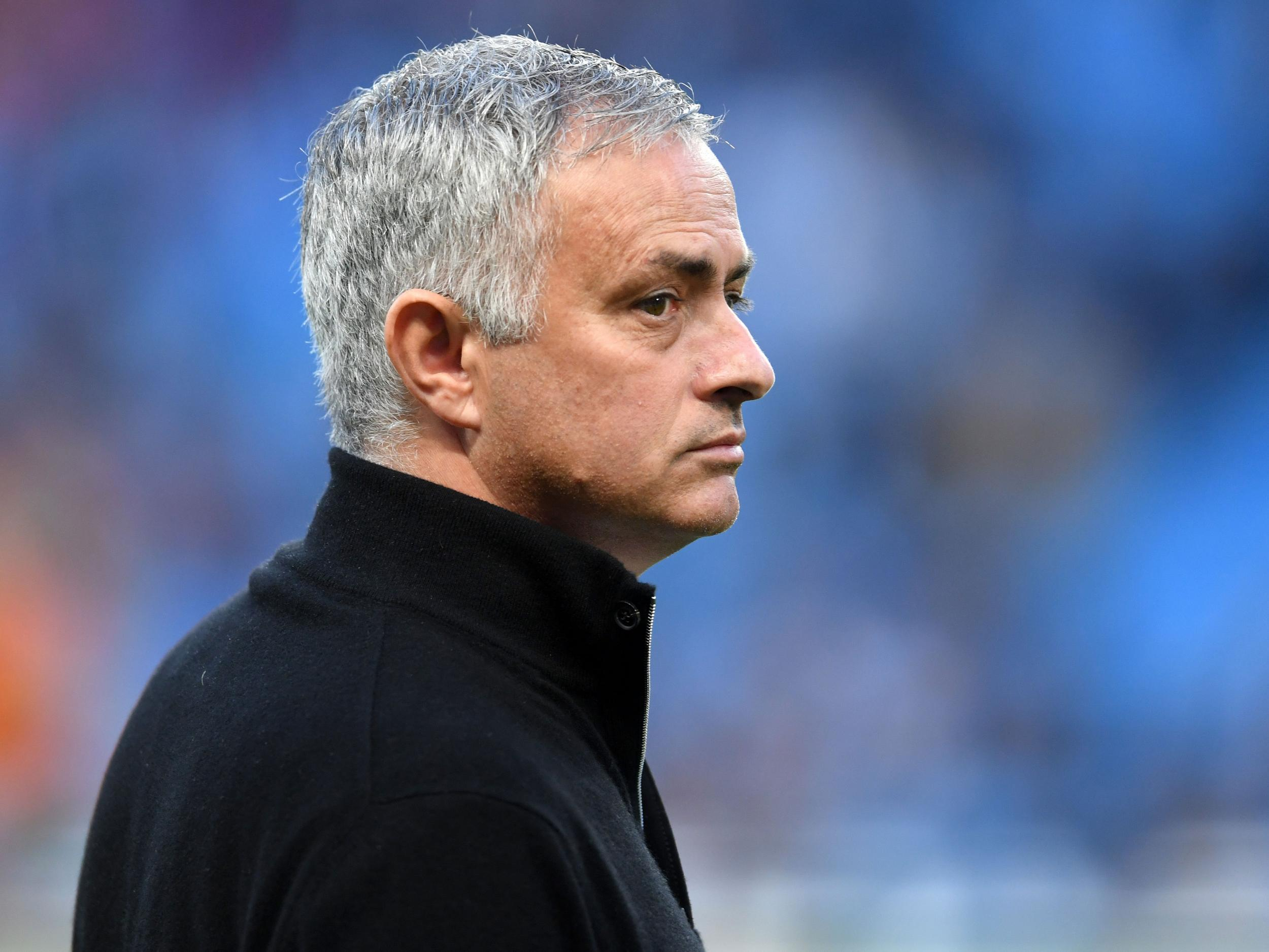 Manchester United manager Jose Mourinho refuses to 'play games' on 'out-of-context' interview quotes