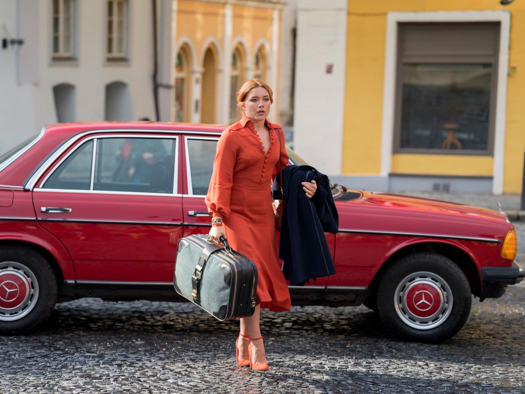 The Little Drummer Girl, episode 4, review: A damp squib