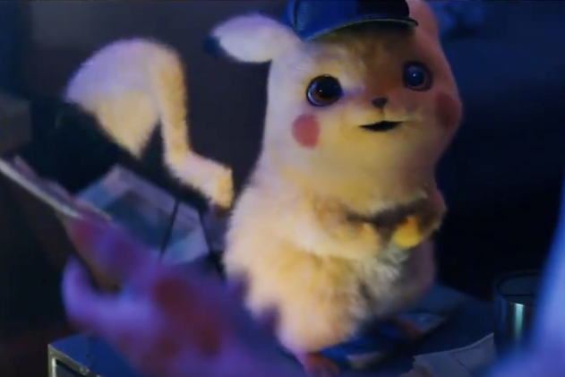 Detective Pikachu: Ryan Reynolds voices iconic Pokémon in first trailer for live-action movie