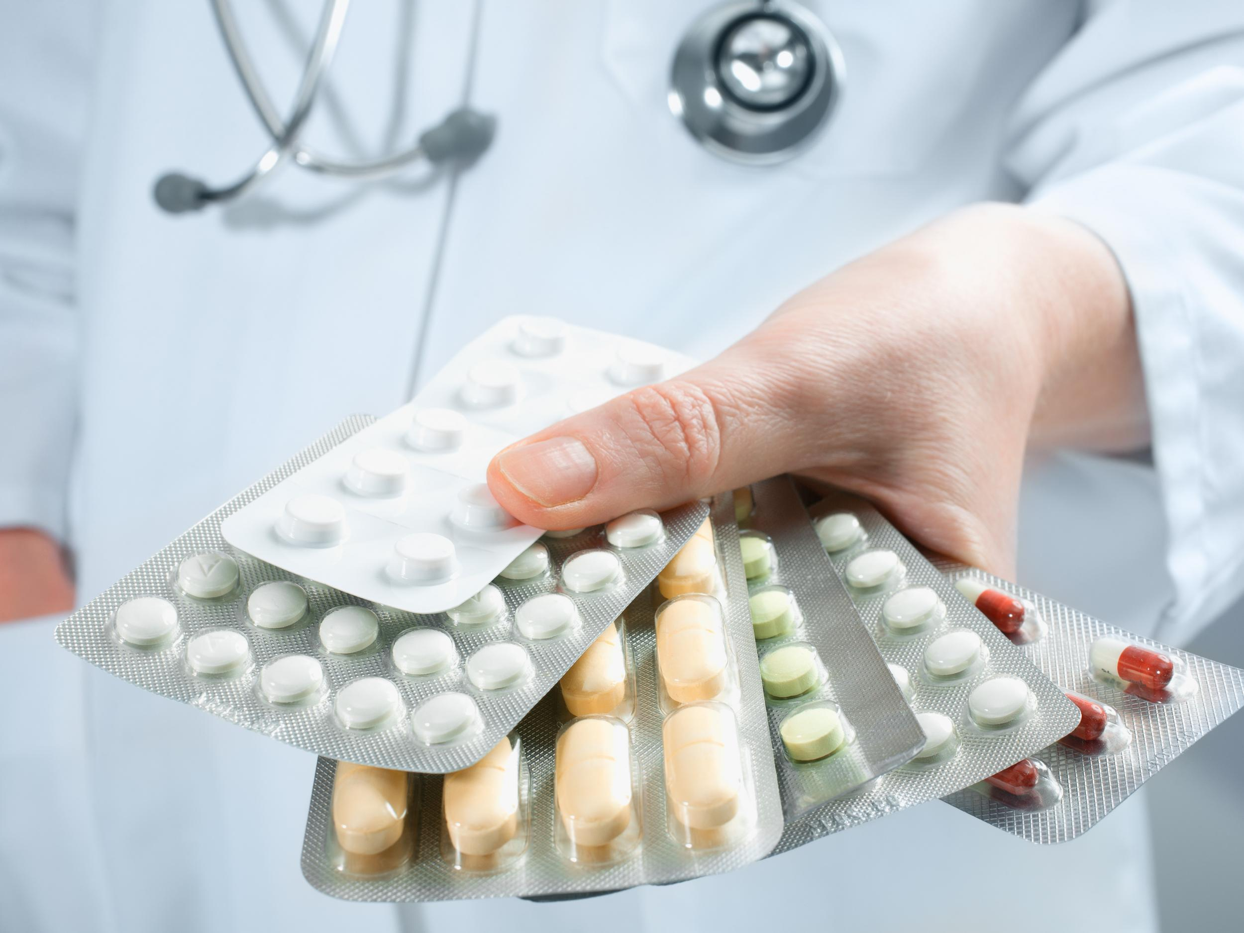 Antibiotics: How beneficial side effects are starting to come to light