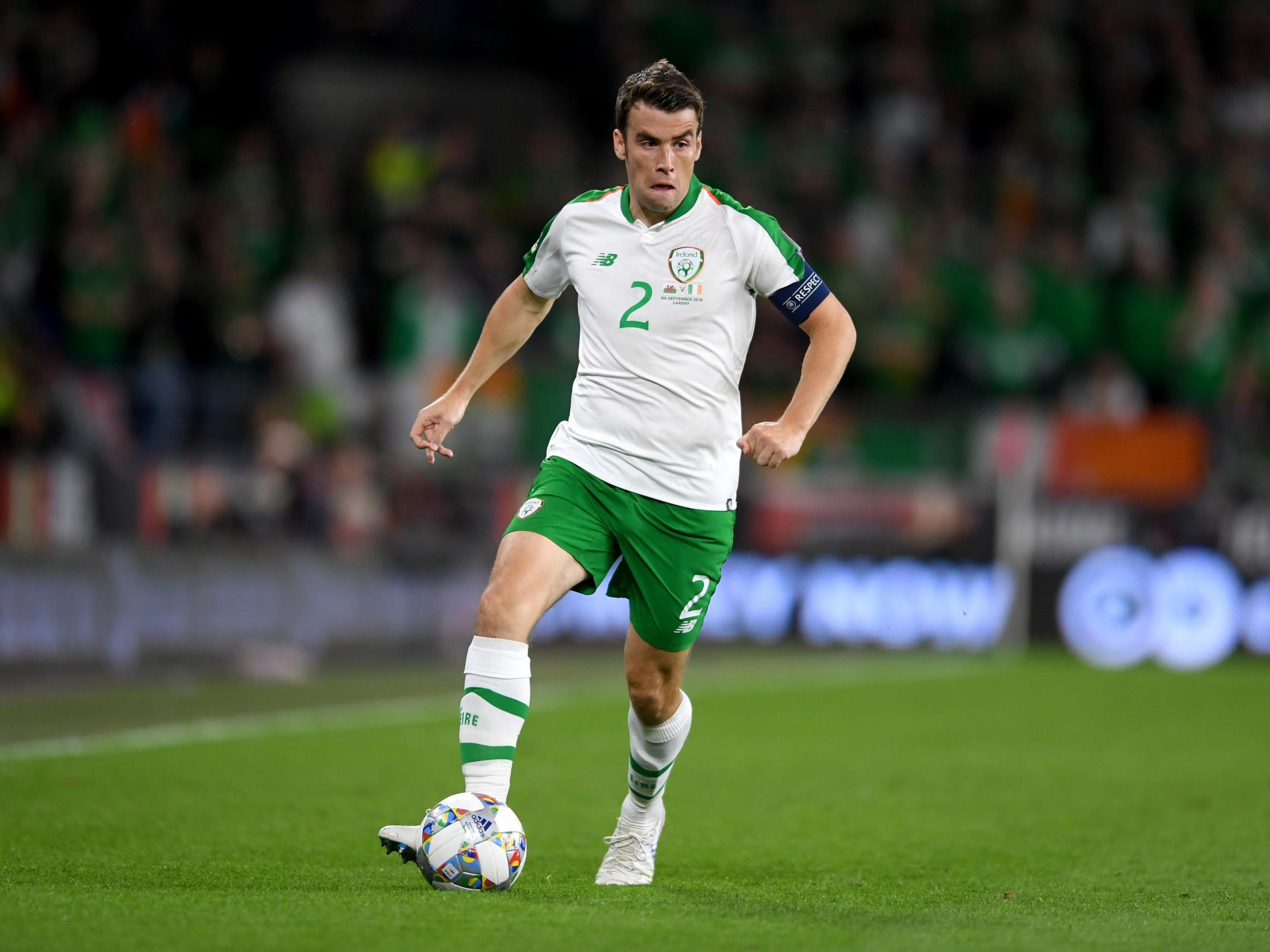 Seamus coleman wife sexual dysfunction