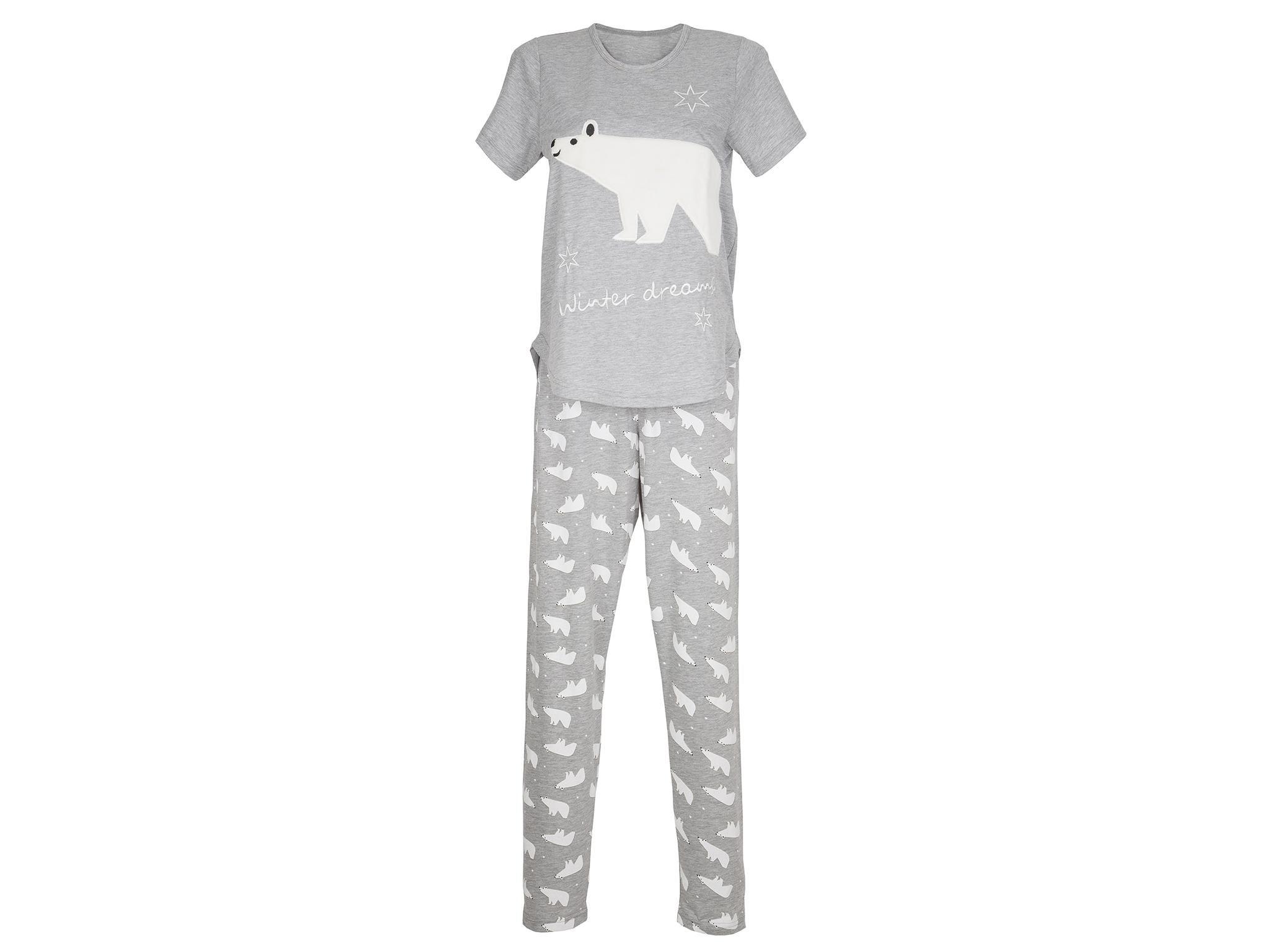 f6eff303d 19 best women's winter pyjamas | The Independent