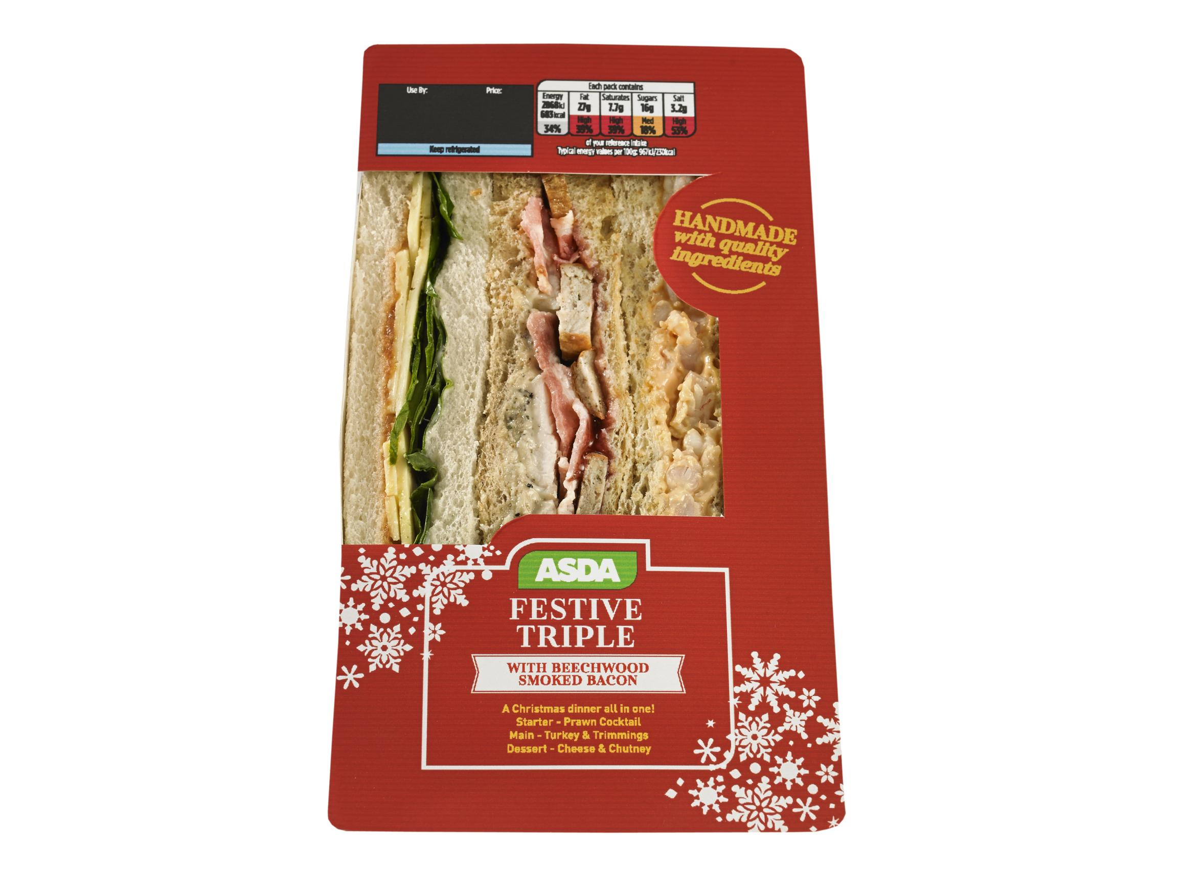 6 Best Christmas Sandwiches Of 2018 The Independent