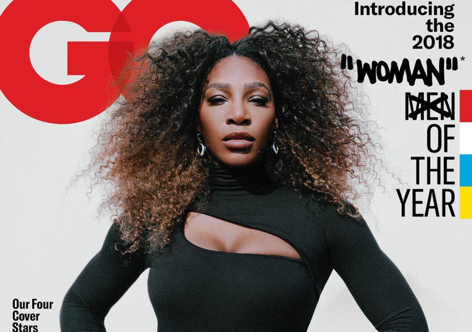 Gq magazine for women