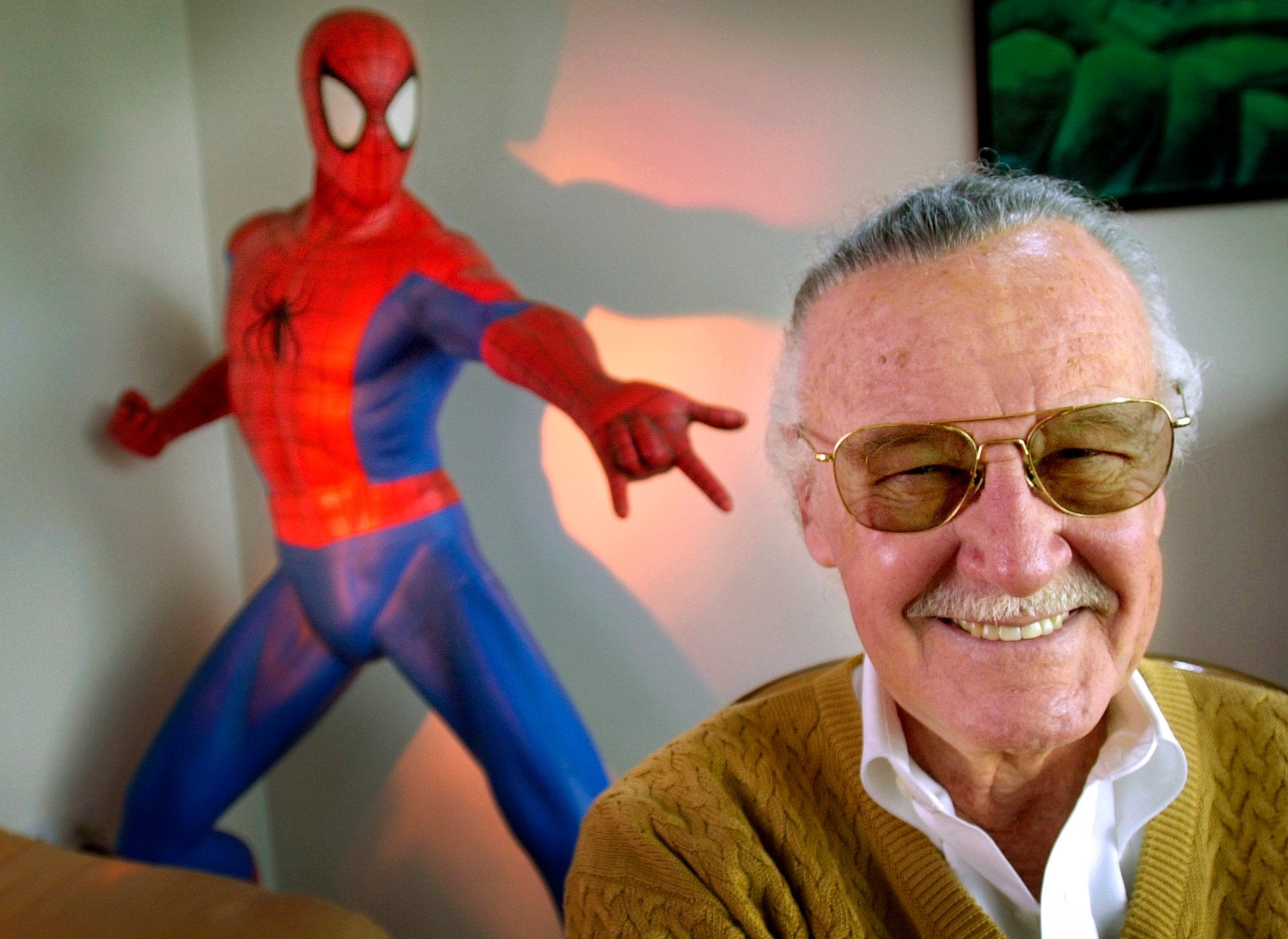 My sons have autism – so Stan Lee's superheroes were