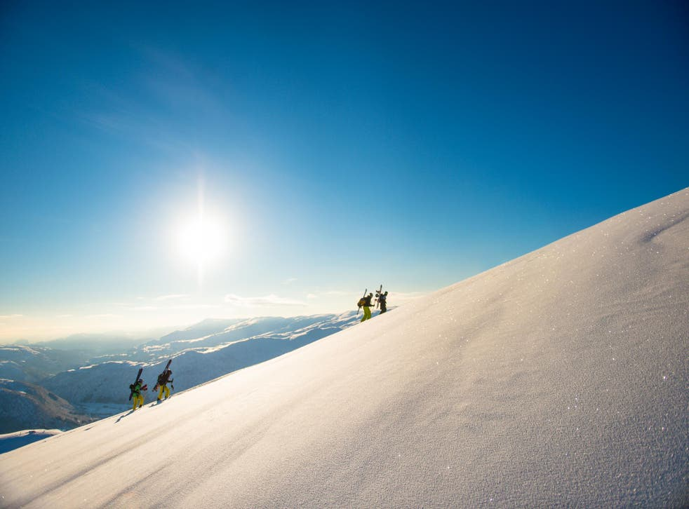 These boots were made for walking: Ski touring in Norway is a revelation