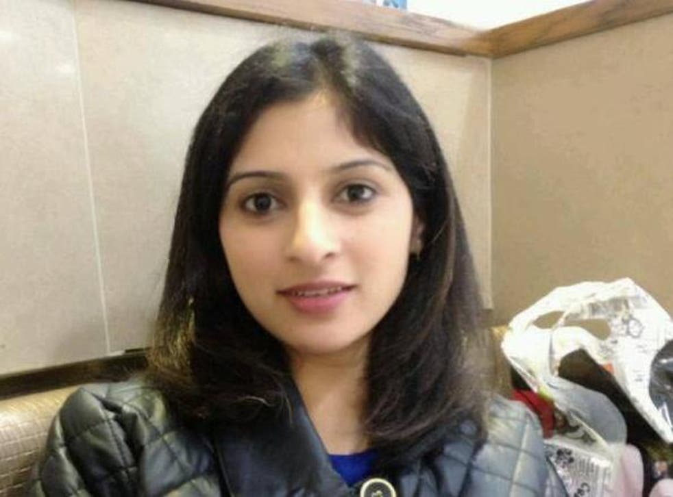 Sana Muhammad was eight months pregnant with her sixth child at the time of her death