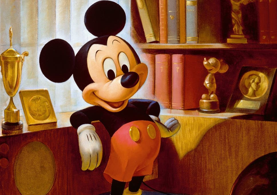 Mickey Mouse At 90 Sketches And Images From The Disney Character
