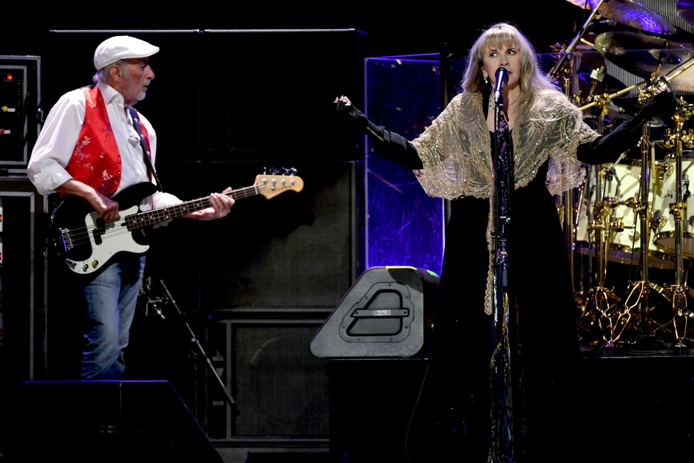 Fleetwood Mac 2019 tour: Band announce extra show at Wembley Stadium