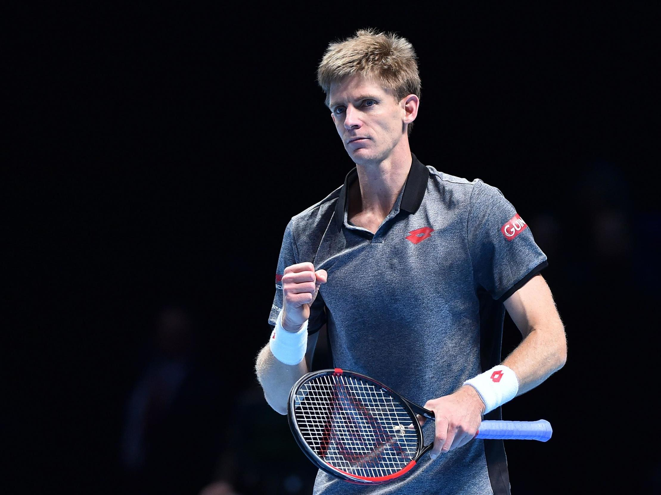 Sublime Kevin Anderson thrashes Kei Nishikori at ATP Finals
