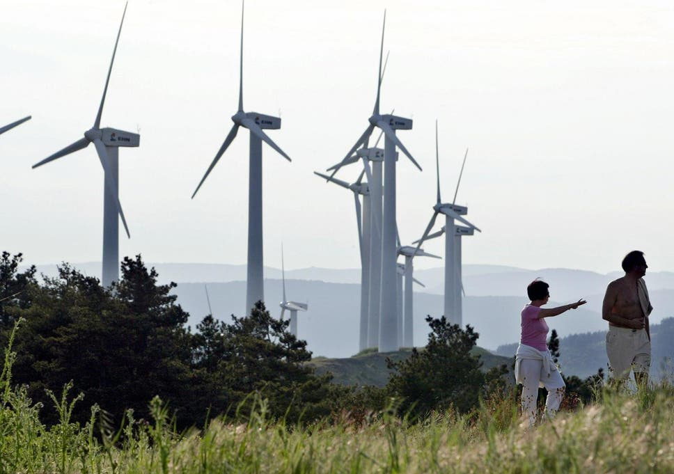 Image result for Spain Plans to Reach 100% Renewable Energy by 2050