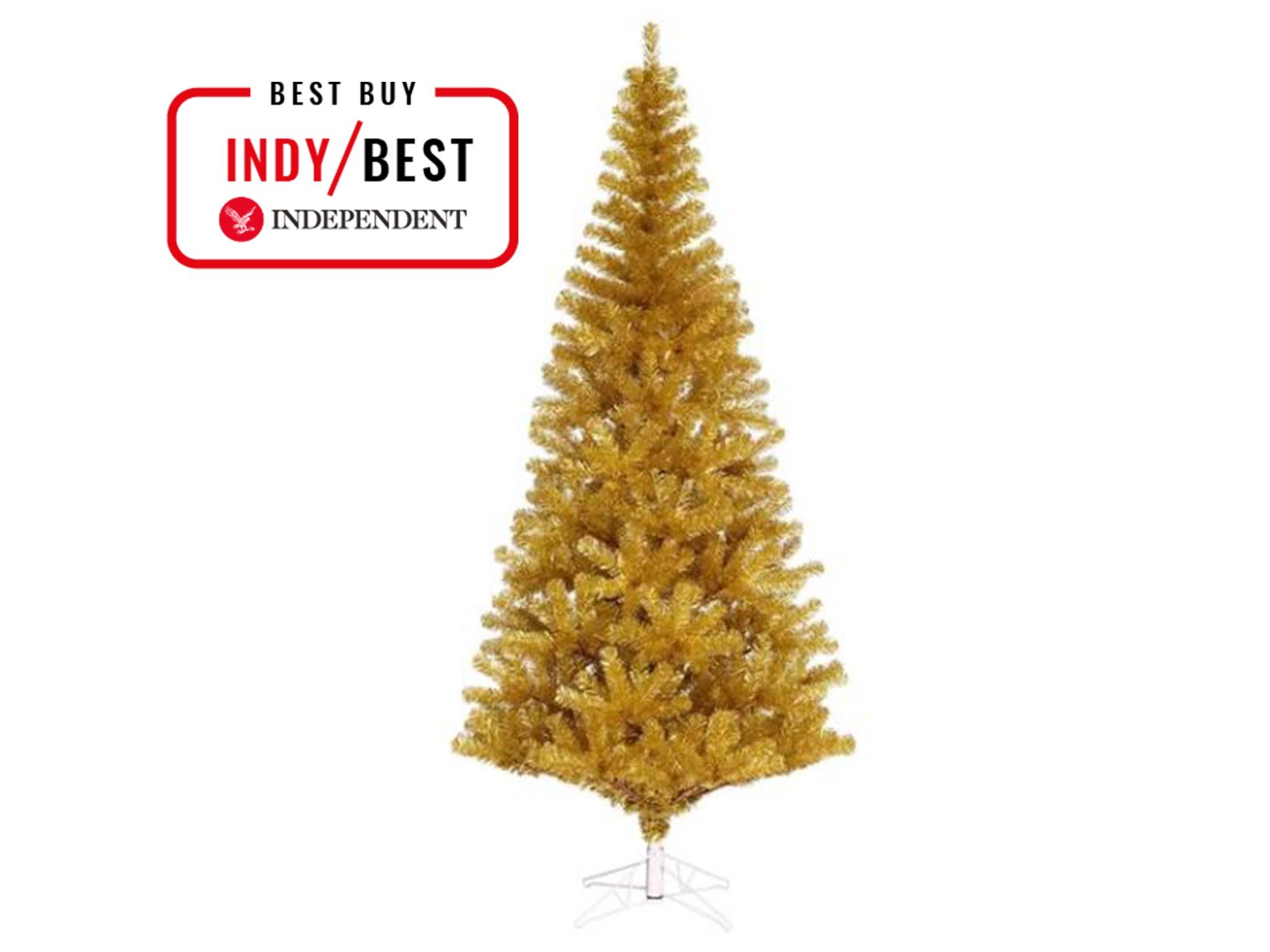 8 best artificial Christmas trees | The Independent