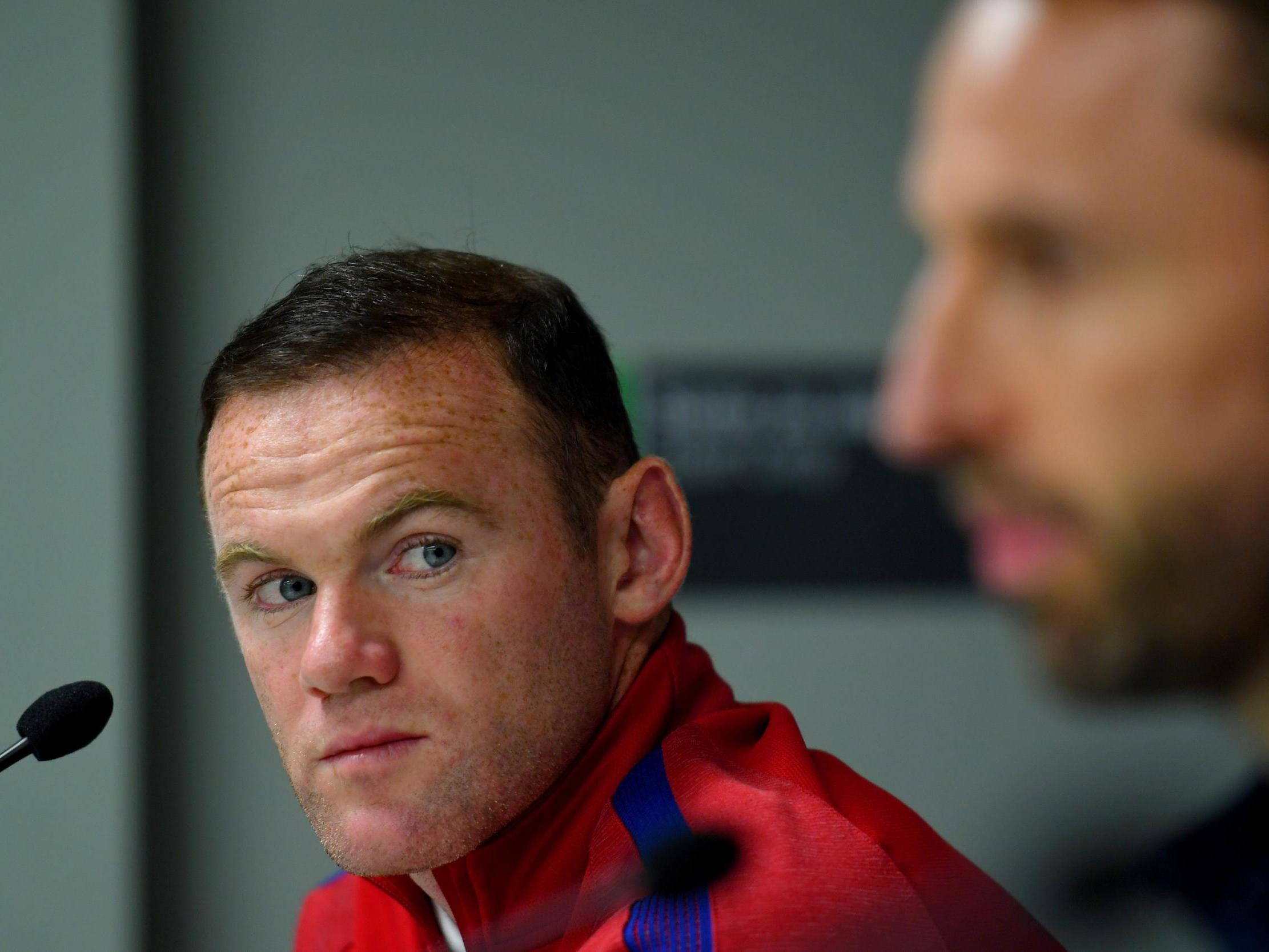 Wayne Rooney praises 'fearless' Gareth Southgate for nurturing England youth