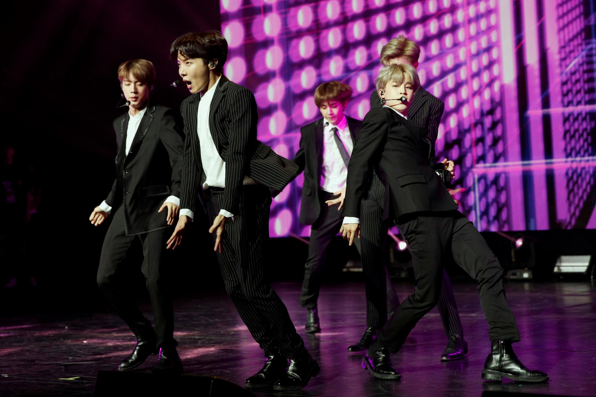 BTS break US box office records with new concert film Burn the Stage: The Movie